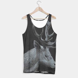 Thumbnail image of Whtite Tank Top, Live Heroes