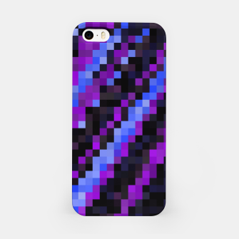 Thumbnail image of PIxelated iPhone Case, Live Heroes