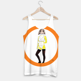 Thumbnail image of Baby K Tank Top, Live Heroes