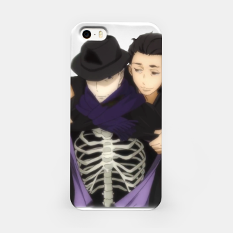 Thumbnail image of Rakugo Skeleton iPhone Case, Live Heroes