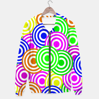 Thumbnail image of Vector Seamless pattern Decorative geometric  Hoodie, Live Heroes