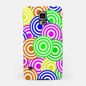 Thumbnail image of Vector Seamless pattern Decorative geometric  Samsung Case, Live Heroes