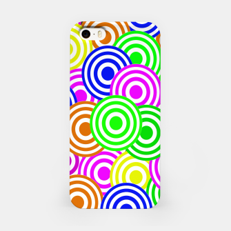 Thumbnail image of Vector Seamless pattern Decorative geometric  iPhone Case, Live Heroes