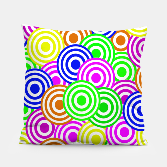 Thumbnail image of Vector Seamless pattern Decorative geometric  Pillow, Live Heroes