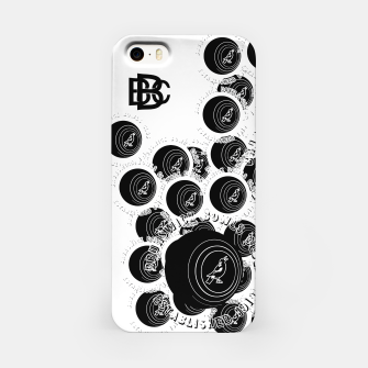 Thumbnail image of BRUNSWICK BOWLS CLUB iPhone Case, Live Heroes