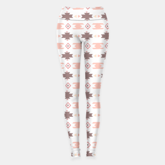 Thumbnail image of Abstract Pattern Leggings, Live Heroes