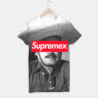 Miniaturka Supremex Mexican Cinema Icons T-shirt, Live Heroes