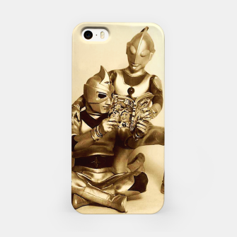 Thumbnail image of Ultramanga iPhone Case, Live Heroes