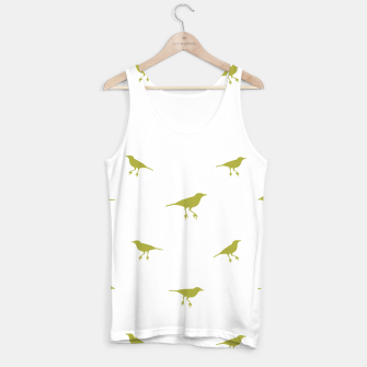 Thumbnail image of Birds Silhouette Print Tank Top, Live Heroes