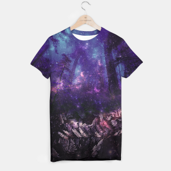 Miniature de image de Beneath the Forest T-shirt, Live Heroes
