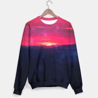 Thumbnail image of End of Adventure Sweater, Live Heroes