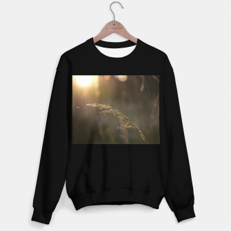 Imagen en miniatura de Sunset grass Sweater regular, Live Heroes
