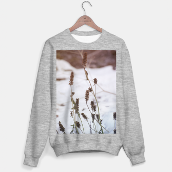 Imagen en miniatura de Plants in the snow Sweater regular, Live Heroes