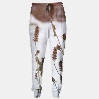 Thumbnail image of Plants in the snow Sweatpants, Live Heroes