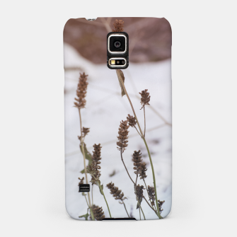 Thumbnail image of Plants in the snow Samsung Case, Live Heroes