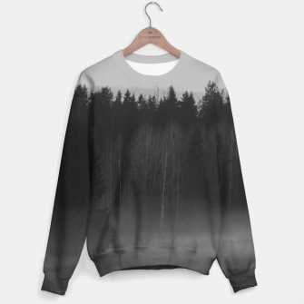 Thumbnail image of Foggy afternoon Sweater, Live Heroes