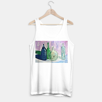 Miniaturka colorful bottles Tank Top standard, Live Heroes