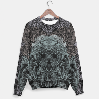 Thumbnail image of Skull Peaces Sweater, Live Heroes
