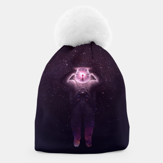 Thumbnail image of The mind blown Beanie, Live Heroes