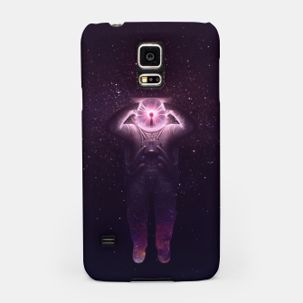 Thumbnail image of The mind blown Samsung Case, Live Heroes