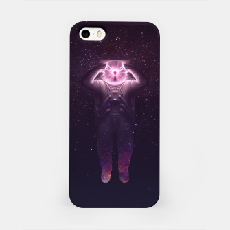Thumbnail image of The mind blown iPhone Case, Live Heroes