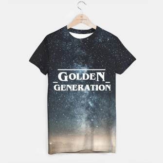 Miniature de image de Golden generation T-shirt, Live Heroes