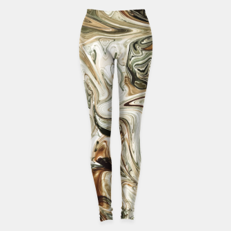 Miniature de image de Brown Marble Leggings, Live Heroes
