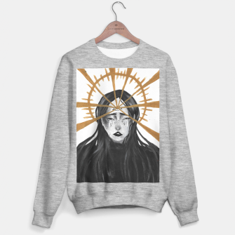 Thumbnail image of Third eye Sweater regular, Live Heroes
