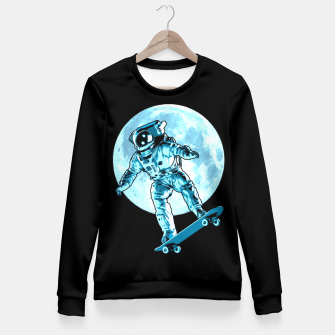 Thumbnail image of Astro Flip Fitted Waist Sweater, Live Heroes