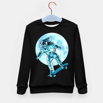 Thumbnail image of Astro Flip Kid's Sweater, Live Heroes