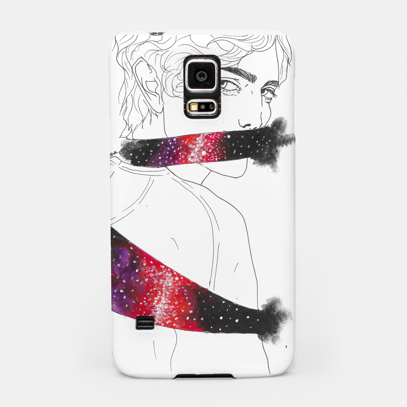Image of Starseed series 02 Samsung Case - Live Heroes