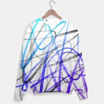 Thumbnail image of Cool Expressions Sweater, Live Heroes