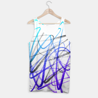 Thumbnail image of Cool Expressions Tank Top, Live Heroes