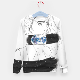 Thumbnail image of Starseed series 03 Kid's Sweater, Live Heroes