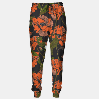 Thumbnail image of Autumnal flowering of poppies Pantalones de chándal, Live Heroes