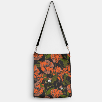 Miniaturka Autumnal flowering of poppies Bolso, Live Heroes