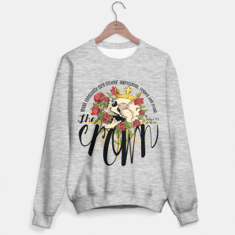 Thumbnail image of the crown Sweater regular, Live Heroes