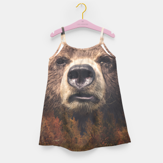 Thumbnail image of Wild Bear Girl's Dress, Live Heroes