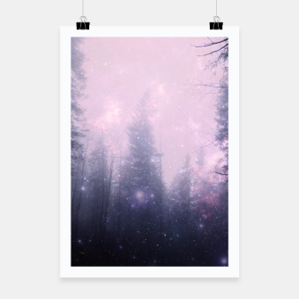 Misty Forest Poster thumbnail image