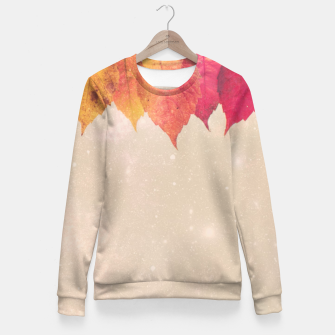 Miniature de image de The Fall Fitted Waist Sweater, Live Heroes