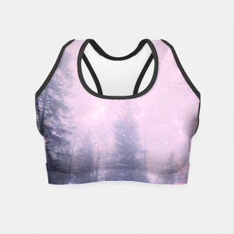 Misty Forest Crop Top thumbnail image