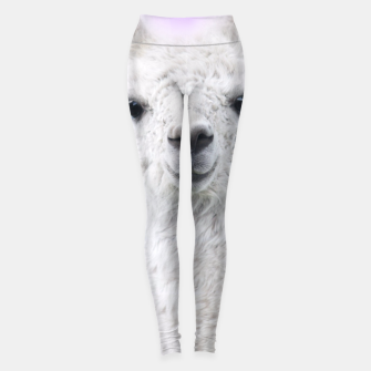 Miniature de image de Superstar Llama Leggings, Live Heroes