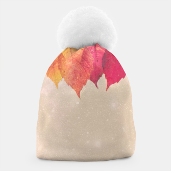 Thumbnail image of The Fall Beanie, Live Heroes