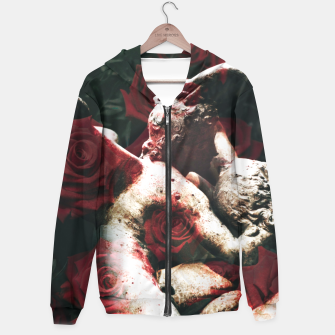 Miniature de image de Angels and Roses Hoodie, Live Heroes