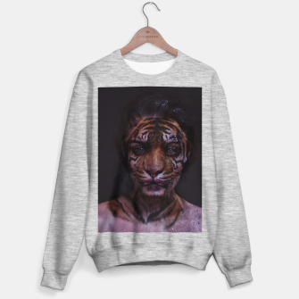 Thumbnail image of Tiger Tiger Sweater regular, Live Heroes