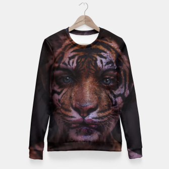 Miniature de image de Tiger Tiger Fitted Waist Sweater, Live Heroes