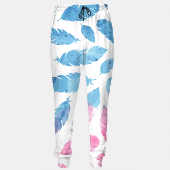 Thumbnail image of Peaceful Feather Sweatpants, Live Heroes