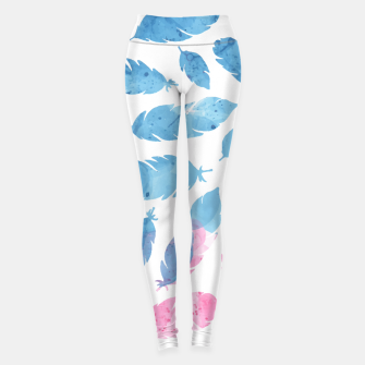 Miniature de image de Peaceful Feather Leggings, Live Heroes