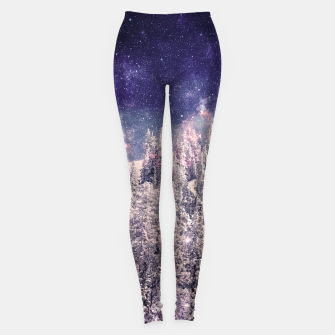 Thumbnail image of Ides of space Leggings, Live Heroes