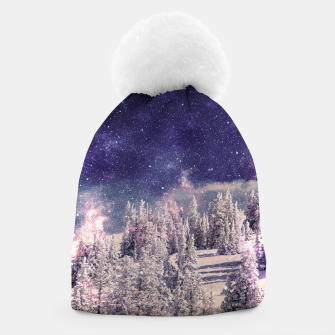 Miniatur Ides of space Beanie, Live Heroes